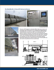 Turnkey Mixing and Batching Solution