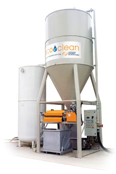 EcoClean Waste Water Treatment Plant