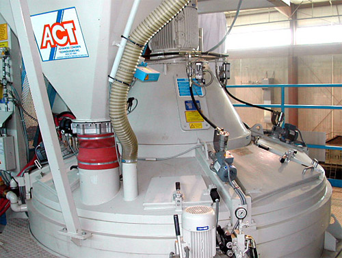 Automatic Mixer Cleaning Systems