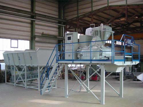 Small Cement Plant : Smartmix concrete mixing plant advanced