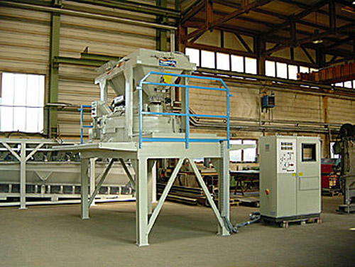 Concrete Batching Control System