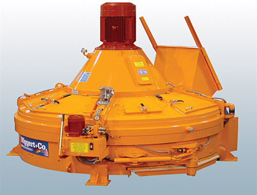 HPGM - Planetary Countercurrent Mixer