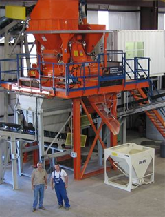 Concrete Batching Plant Service Engineer