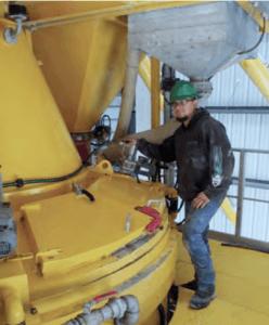 MobilMat Concrete Batching Plant