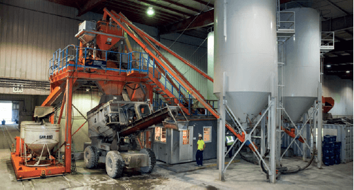 PennStress Concrete Batching Plant