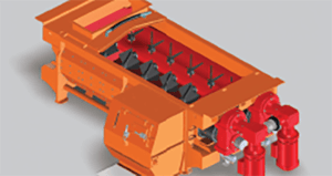 WCM Twin-Shaft Mixer