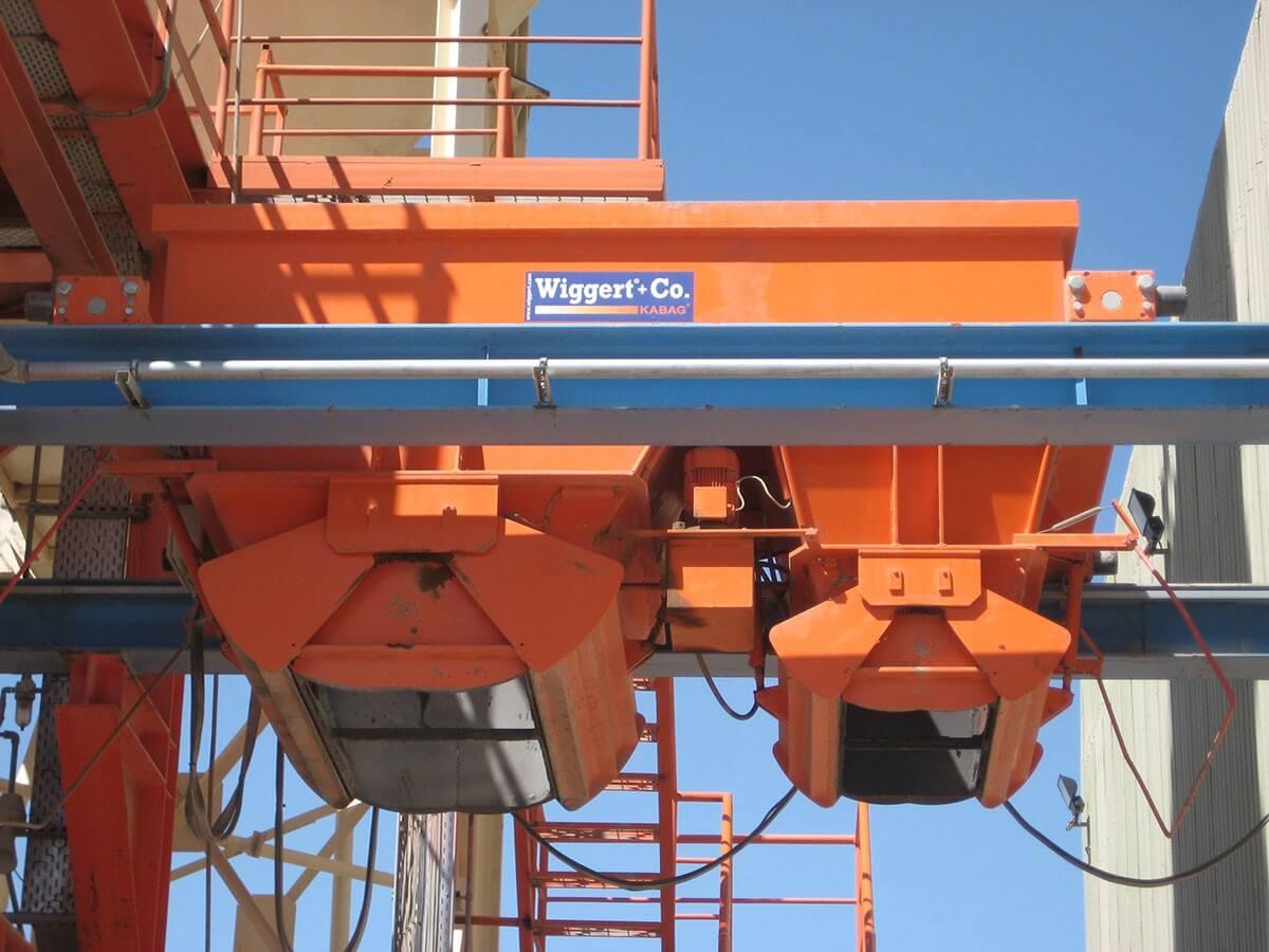 Concrete Plant Delivery System