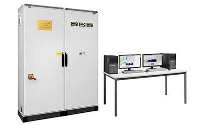 WCS Concrete Batch Plant Controls Case PCs