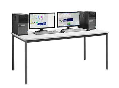 WPS Batch Plant Controls Dual PCs