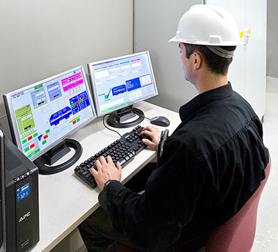 WPS Batch Plant Controls Operator