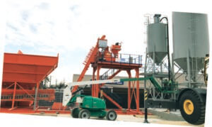 Concrete Mixing Batching Plant Modular Design