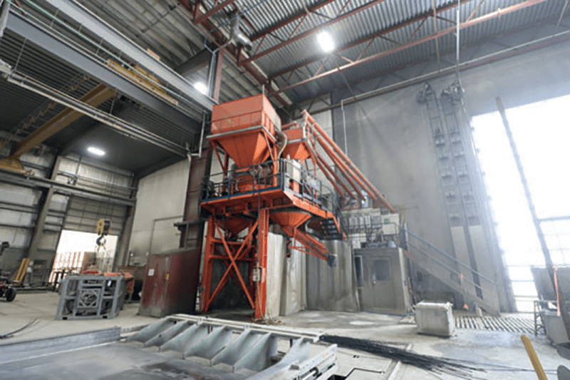 Eagle Builders Batch Plant